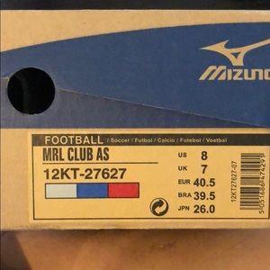 Mizuno Shoes - MIZUNO soccer cleats TURF MRL CLUB AS
